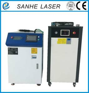 Wholesale best automotive battery: Fiber Handheld Laser Welding Machine with CE ISO Certification for Metal Letter , Copper Parts