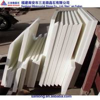 White Marble Glass Tiles