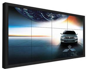 Wholesale border mosaic: SANMAO 42 Inch TFT LCD Splicing Screen 1920*1080 HDMI DVI VGA CVBS USB