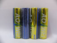Sell LR6 AA alkaline battery NAI LI WANG+Super Energy