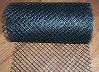 HDPE Plastic Diamond Extruded Mesh in Border Ground