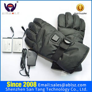 Wholesale Ski Gloves: 2016 NEW Rechargeable Battery Powered Heated Gloves