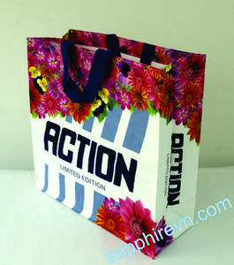 Wholesale pp woven bag: PP Woven Shopping Bag
