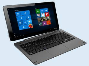 Wholesale mid tablet pc: 11.6'' Tablet PC with Hinger Keyboard