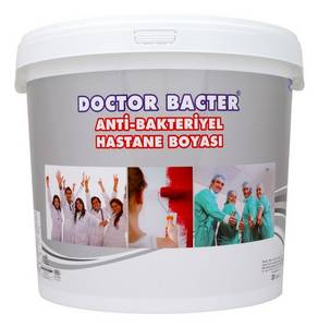 Wholesale antimicrobial paint: Doctor Bacter Antibacterial Water Based Hospital Paint