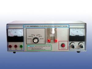 Wholesale insulation tester: ST-6601 Insulation & Continuity Tester