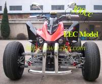 New 300cc Racing Quad with EEC Approval
