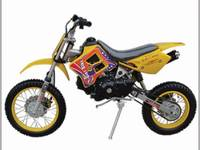110cc Racing Dirt Bike