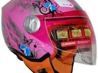 Half Face Mototcycle JET Helmet with ECE / CE Certificate