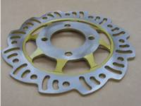Rear Disc Brake,Chain Plate Pit Bike