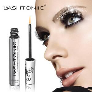 Wholesale makeup raw materials: FDA CE OEM LASHTONIIC Eyelash Extension Serum Eyelash & Brow Growth Serum