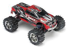 Wholesale transmission: Traxxas E-MAXX 1:10 4WD 2CH 2.4GHz Brushless RTR Electric RC Monster Truck