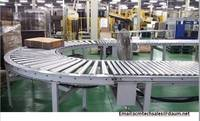 Roundand Belt Drive Conveyor
