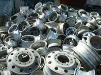 Sell Alloy wheels scrap