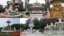 Wholesale hotel telephone: Bronze Fountains