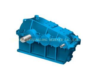 Wholesale speed reducer: Zs Zsh Gear Speed Reducer