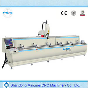 Wholesale electric curtain profile: CNC Machining Center for Aluminum Profile From MMCNC