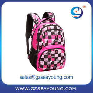 Wholesale pvc travel bag: Popular Leisure Style Backpack Weekend Travel Backpack