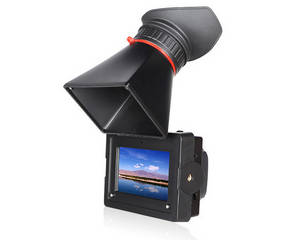 Wholesale camera rig: 3.5 High Resolution Display Provides Excellent Picture Quality Field Camera Monitor with HDMI