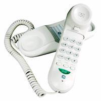 GE CORDED PHONE (GE-9256 ; slim line phone)