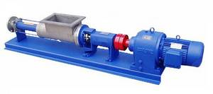 Wholesale feed pump: Screw Pump with Feeding Open Hopper