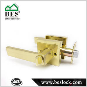 Wholesale gold set: New Arrival Wholesale Bathroom Gold Heavy Duty Lock Set,Privacy Door Lock