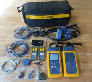Wholesale module battery pack: Fluke Networks DSP-4300 Cable Analyzer