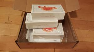 Wholesale retail packaging boxes: PayPal Is Accepted..BUY 2 GET 1 FREEApple  Iphones 128gb Gold Unlockeds SIM Free