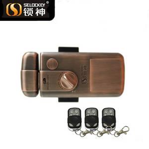 Wholesale steel door: Hidden Door Lock, Without Cylinder China Supply High Security Steel Door Lock for Aluminium