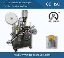 paper tag: Sell C12A Filter Paper South Africa Rooibos Tea Bag Packing Machine