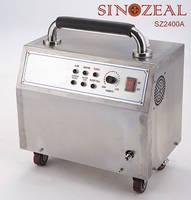 Car Steam Washer Steam Cleaner Car Caring SINOZEAL Steam Washer Manufacturer 2.4KW 10Bar SZ2400A