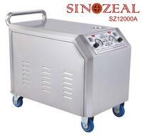 Car Steam Washer Steam Cleaner Car Caring SINOZEAL Steam Washer Manufacturer 12KW 15Bar SZ12000A