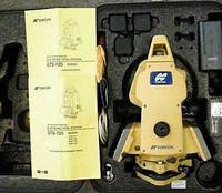 Topcon GTS-722 Total Station Surveying Instrument