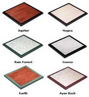 Buy different types of wooden granite table tops newwell for Different types of tables in html