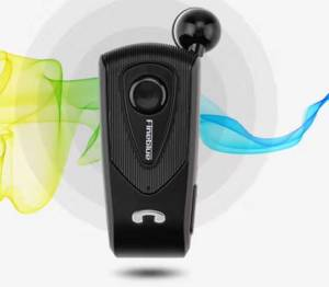 Wholesale bluetooth: Retractable Bluetooth Headset with Vibration