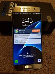 Wholesale made in korea: Made in Korea Stock for Samsungs Galaxys S7 Edge 16GB 128GB 64GB Original in Box Sealed and