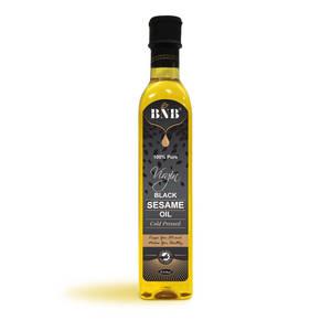 Wholesale hair health: Virgin Black Sesame Oil