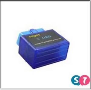 Wholesale car diagnostic tool: Mini OBD2 ELM327 INTERFACE Bluetooth Car Scanner Diagnostic Tool