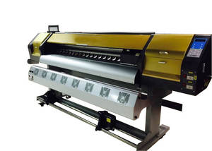 Wholesale paper tablecloth: Jersey Dye Sublimation Printers 1800mm High Definition 3220 DPI