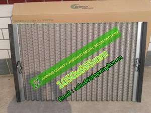 Wholesale metal perforated screen: FLC 500 Flat Type Shale Shaker Screen