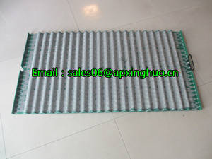 Wholesale Filter Supplies: Hyperpool Waved Shale Shaker Screen