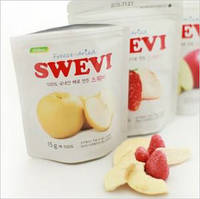 Dried Fruit Swevi (Dried Pear, Apple, Dried Apple, Strawberry, Dried Strawberry)