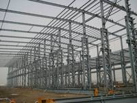 Sell Prefabricated Steel Structure Factory to Russia
