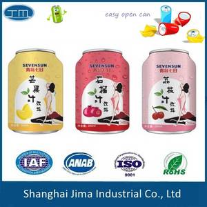 Wholesale food tin: Empty Tin Easy Open Can for Beer, Juice, Energy Drink, Tin Cans for Food