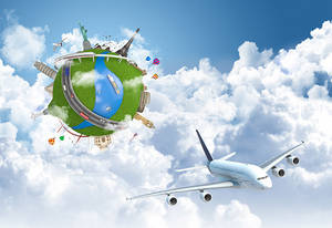 Wholesale Air Freight: Logistic Service