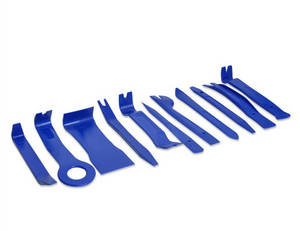 Wholesale panel pc: 11Pc Auto Trim Door Panel Removal Window Molding Upholstery Clip Removal Tool Kit