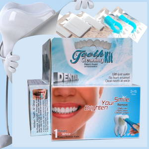 Wholesale whitening effect: Instant Effect Patent Teeth Whitening Kit Teeth Cleaning Chemical-free