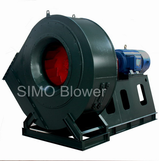 Industrial Centrifugal Fans : Industrial boiler centrifugal fan id product