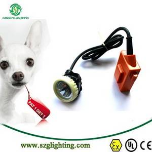 Wholesale mine explosion proof lamp: Mini ,LED LIGHTING Mining Cap Lamp,Promotion,Water Proof IP68,Safety