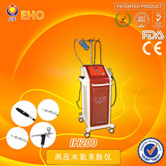 Wholesale oxygen jet: Newest 2015 Hot Products for Face Care!! IH200 Water Oxygen Jet Peel